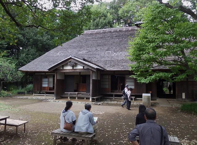Farmhouse of the Yoshino Family