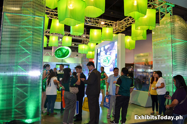 Eagle Cement Trade Show Display