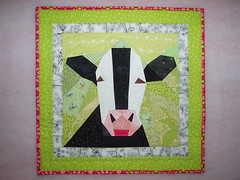 cow pillow makatrin by makatrin