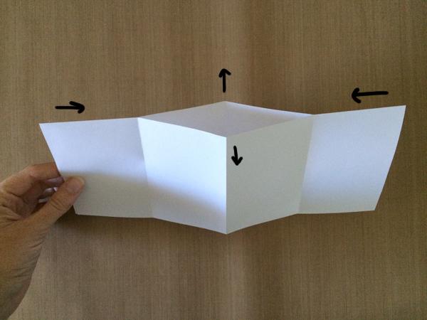 One-Sheet Mini-Zine Step 5