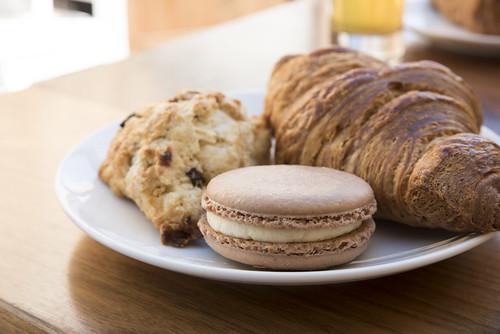 French Macaron, Marla Bakery, San Francisco