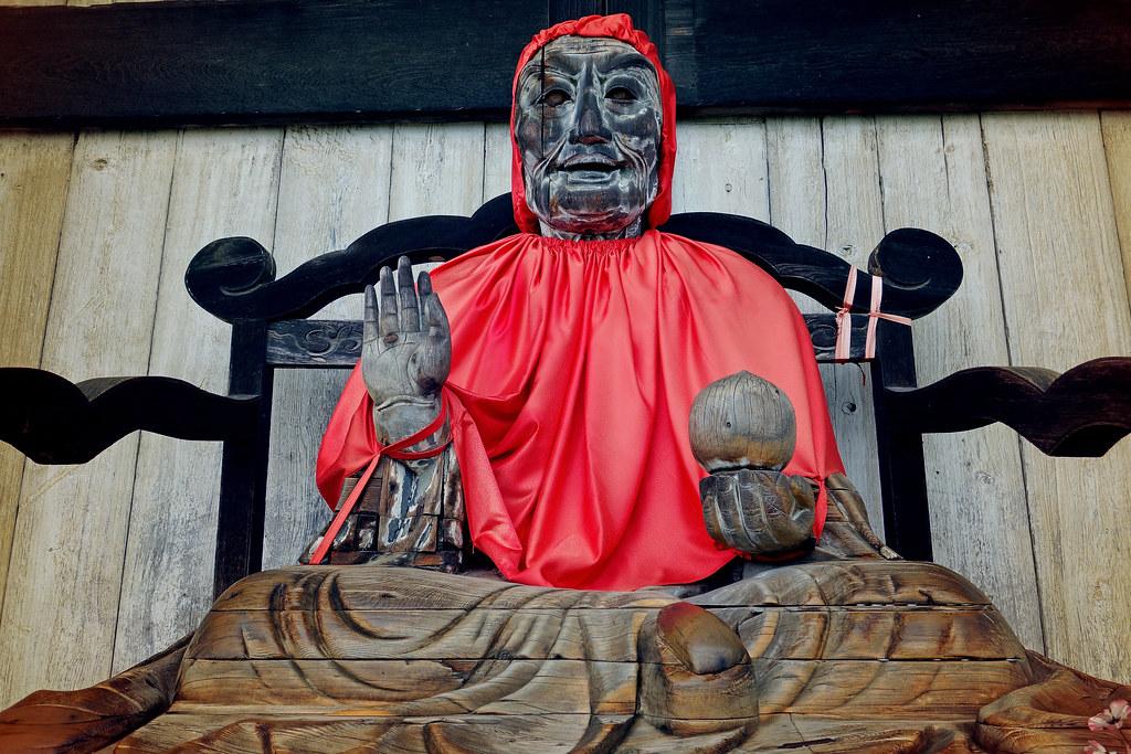 Binzuru, Pindola Bharadvaja, Todaiji Temple, Nara (奈良市, Nara-shi)