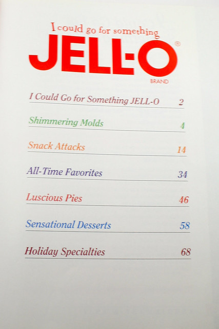 Jell-O Collection: 3 Cookbooks in 1 - 02