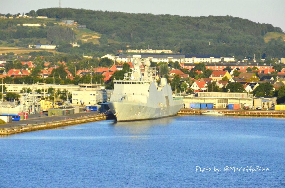 Viaje en Ferry de Oslo a Frederikshavn XLVIII