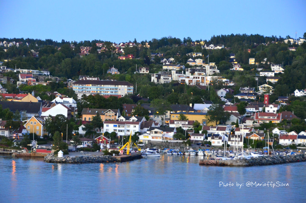 Viaje en Ferry de Oslo a Frederikshavn XXXIII