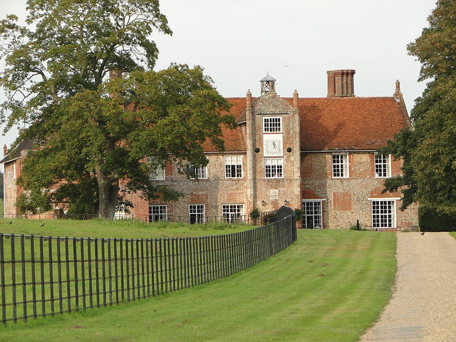 Bruisyard Hall
