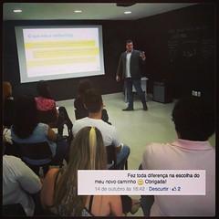 Mais um depoimento fantástico sobre o curso de webwriting em Santos.  Sou imensamente agradecido pela confiança e pela oportunidade de ajudar profissionais a mudarem o rumo de suas estratégias digitais.  Obrigado pela troca de informações e pela confiança