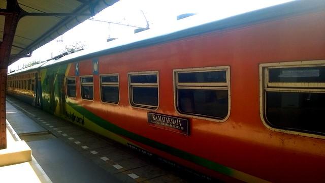 Kereta Ekonomi Matarmaja Jakarta Malang