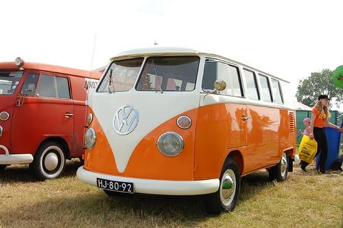 HJ-80-92 Volkswagen Transporter kombi 1964