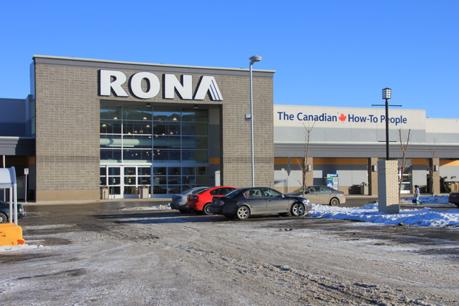 Rona celebrated its 75th anniversary recently