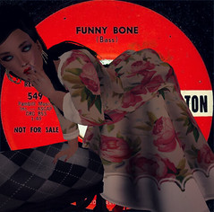nyas funny bone record