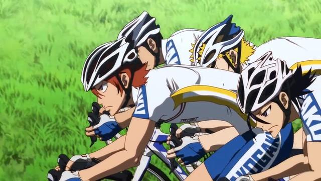 Yowamushi Pedal ep 33 - image 16