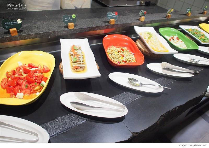 【台北 Taipei】東區『果然匯』早秋健康美味的蔬食饗宴BUFFET 窩客島體驗文 @薇樂莉 Love Viaggio | 旅行.生活.攝影