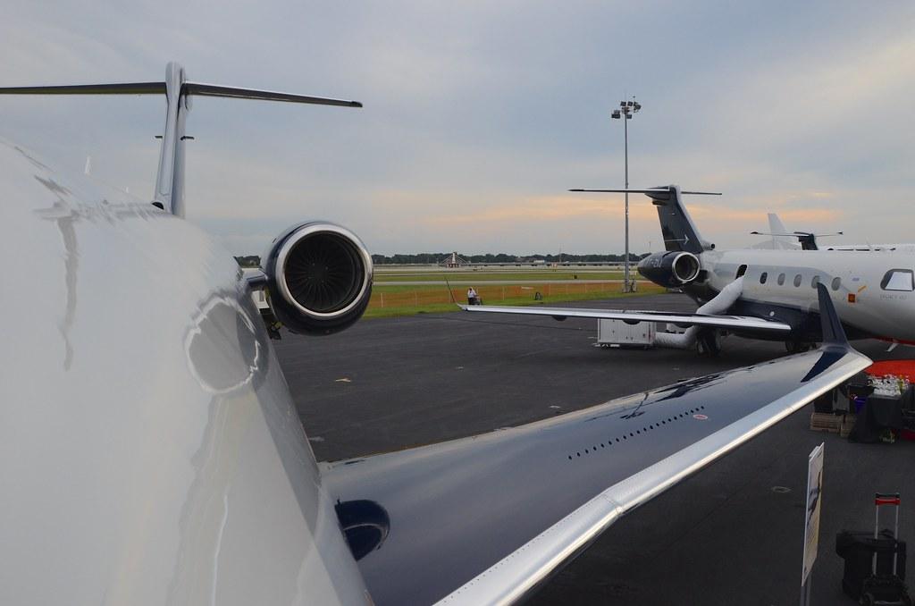 Embraer Legacy 500 PR-LFQ