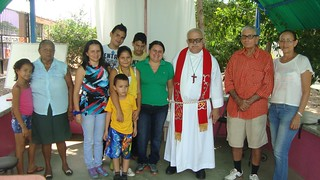 Members of Epiphany Lutheran Mission and Corpus Christi Lutheran Church.