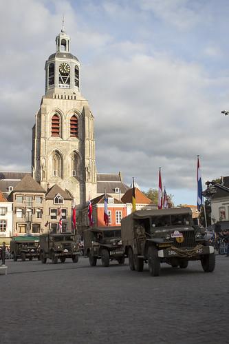 Defilé Slag om de Schelde