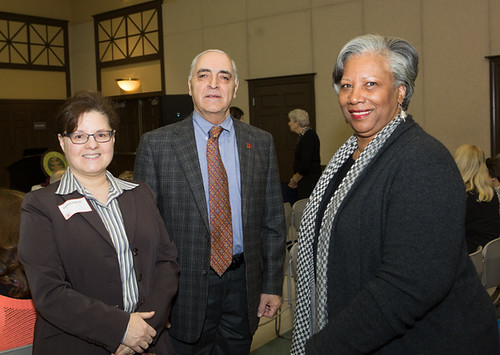 2014 L'Hommedieu Lecture with CEO Amy Mansue