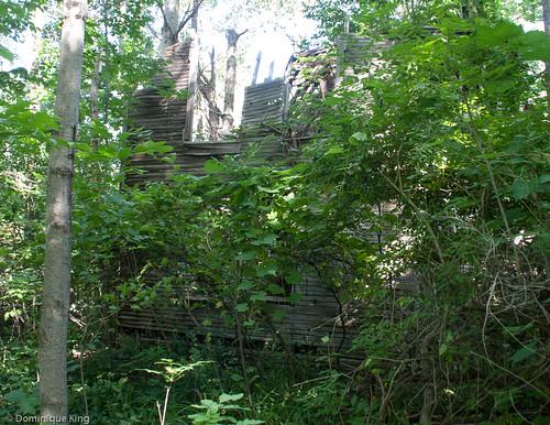 Spooky House, Weaver Farm, Port Oneida, Michigan