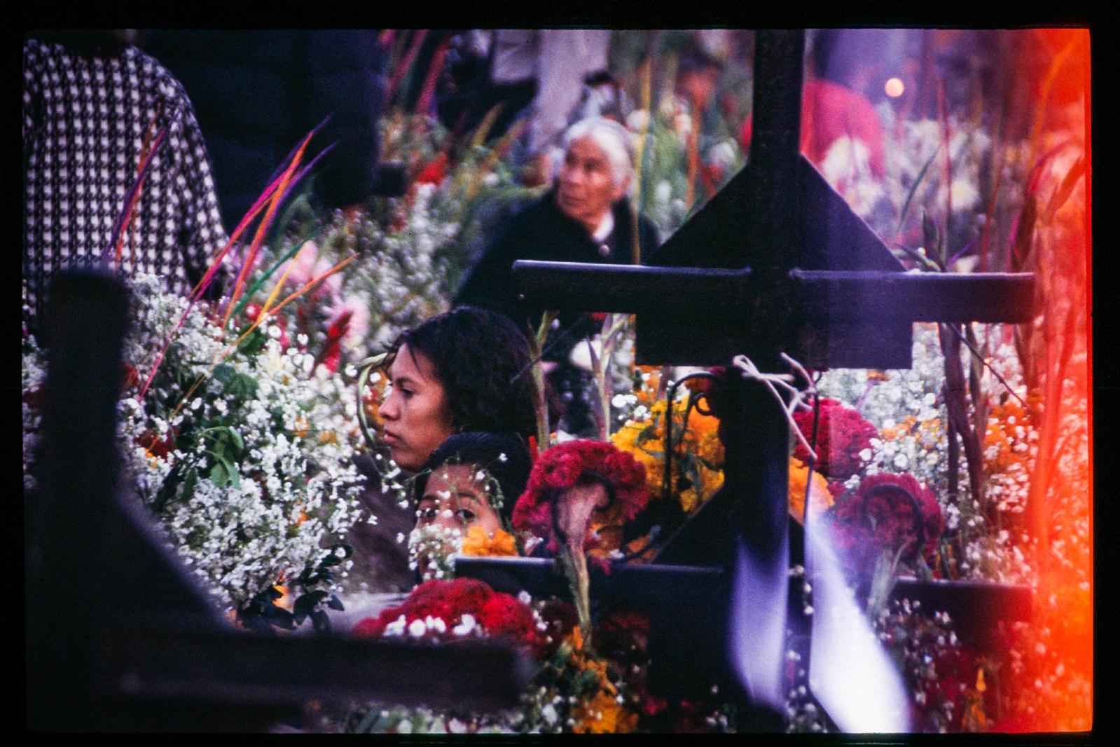 Fête des morts à Mexico - Un moment d'inattention