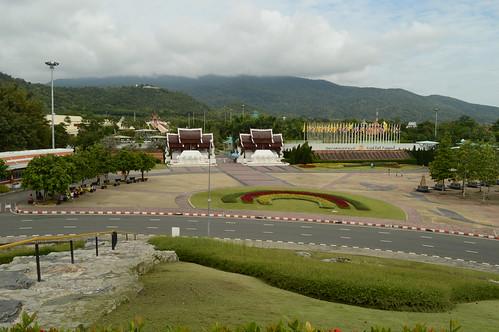 gardens thailand chiangmai royalfloraratchaphruek