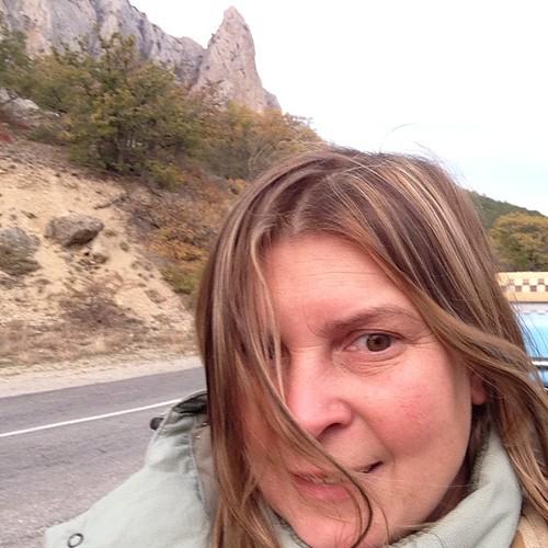 Петровна и Гора Свинья #крым  #старыйкрым
