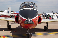 G-BWSG XW324 K - EEP JP 988  - Private - BAC 84 Jet Provost T5 - Fairford RIAT 2006 - Steven Gray - CRW_1533