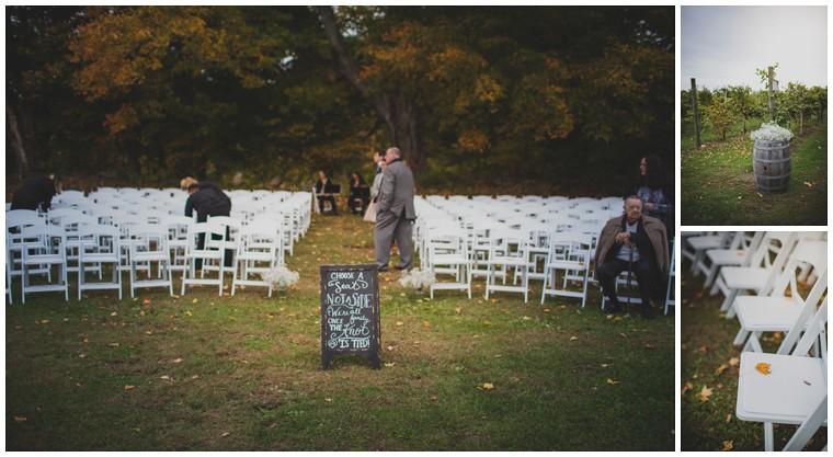Newport ri winery wedding