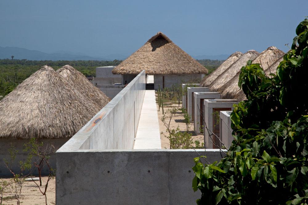 Casa Wabi, photo by Fernanda Romandia