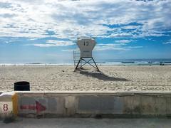 Lifeguard station 12