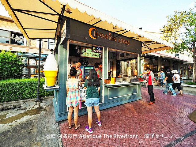 泰國 河濱夜市 Asiatique The Riverfront 55
