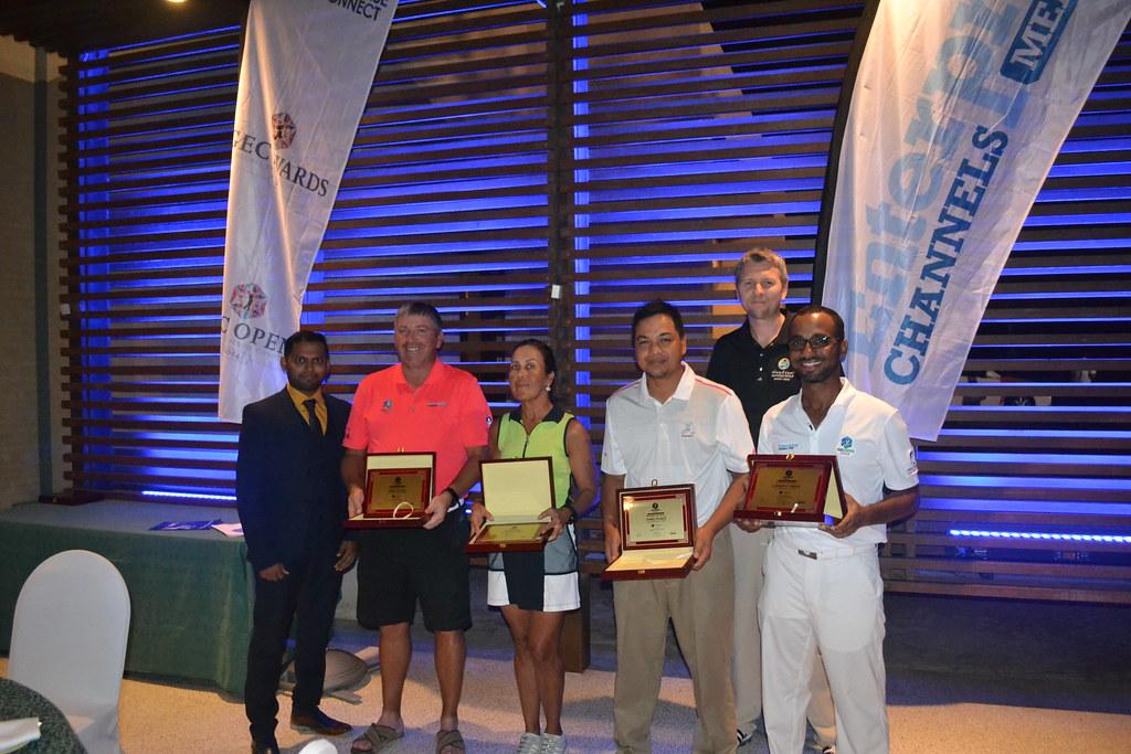 GEC Open Tour 2016 - Oman