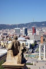 [2013-03-15] Placa d'Espanya & Palau Nacional
