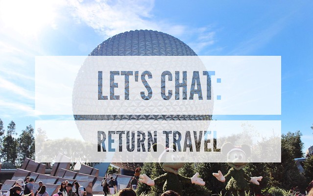 Let's Chat: Travel