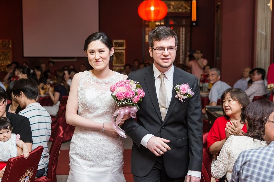 [婚攝] Christoph & Wei Lin / 福客來南北樓