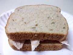 Turkey Sandwich.