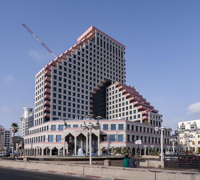 The Opera Tower, Tel Aviv, Israel