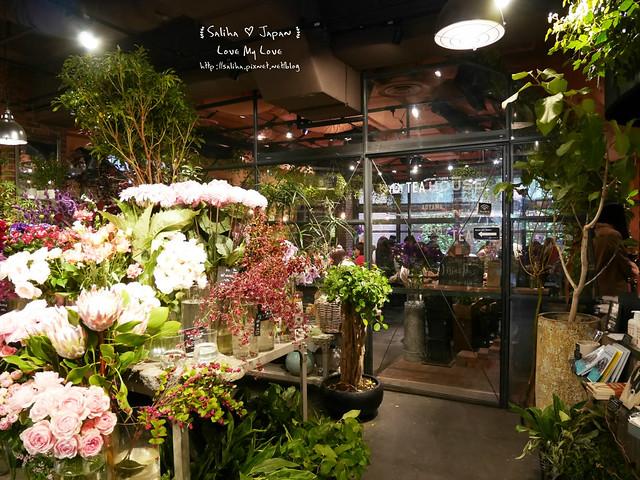日本東京表參道花店咖啡館Aoyama Flower Market Tea House青山店  (33)