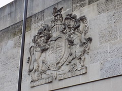 The Manchester Coat of Arms at the Crown Court
