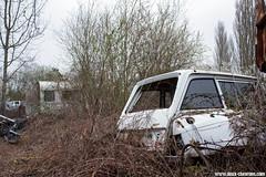 Casse auto - Citroën Ami 8