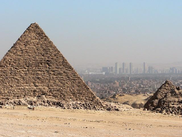 Giza Pyramid Cairo