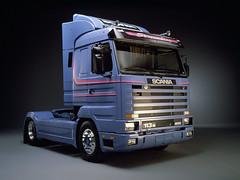 Original Scania Streamline