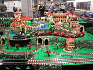 LEGOWORLD Utrecht NL Fan Zone 2014