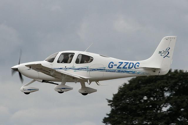 G-ZZDG