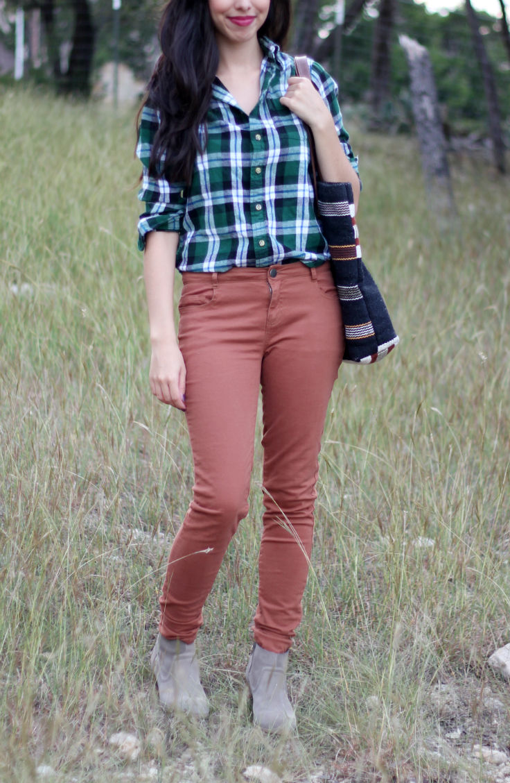 fall plaid outfit ideas, austin texas style blogger, austin fashion blogger, austin texas fashion blog