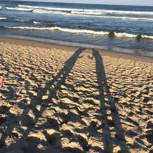 Shadow waves, Coast Guard Beach