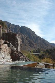Views from Cacheuta, Mendoza, Argentina