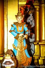 At Shwedagon