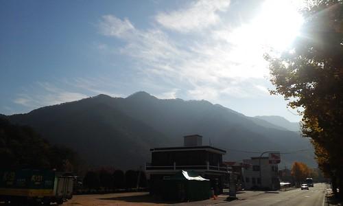 도장산 | 시골집 풍경