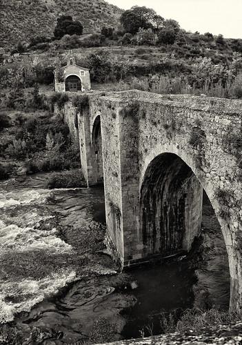 El primer documento que habla de Pesquera de Ebreo está fechado en el 941. Como su nombre indica, surgió como lugar de pesca y se desarrolló a la vera de un estratégico puente sobre el Ebro. El puente todavía se conserva y luce toda la belleza de su primitiva estructura medieval