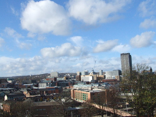 Sheffield from life of Arthur Conan Doyle